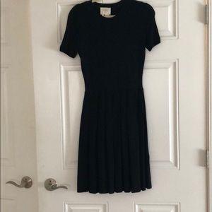 Kate Spade Black Knit Dress